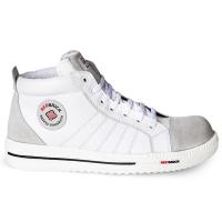 Werkschoenen Redbrick Mont Blanc S3 wit