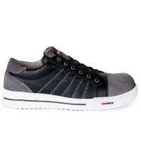 Werkschoenen Redbrick Slate S3 zwart met grijs