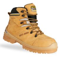 Werkschoenen Safety Jogger Ultima S3 HRO ESD beige