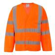 Veiligheidsvest l/m Portwest C473 hi-vis Fluor oranje