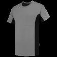 T-shirt Tricorp 102002 TT2000 grijs/zwart