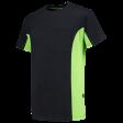 T-shirt Tricorp 102002 TT2000 navy/lime