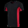 T-shirt Tricorp 102002 TT2000 navy/rood