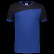 Tshirt Tricorp 102006 schuine naad korenblayw-navy