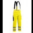 Regenbroek Blaklader 1302 zware kwaliteit EN471   Fluor geel