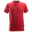 T-shirt Snickers 2502 160gr/m2 - rood