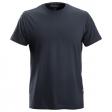 T-shirt Snickers 2502 160gr/m2 - navy blauw