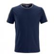 T-shirt Snickers 2518 Allround Work 160gr/m2 navy-grijs