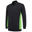Polosweater Tricorp 302001 Navy met lime