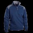 Sweater Blaklader 3353 navy met grijs