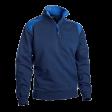 Sweater Blaklader 3353 navy met korenblauw
