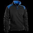 Sweater Blaklader 3353 zwart met Korenblauw
