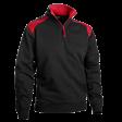 Sweater Blaklader 3353 | zwart met Rood