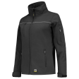 Softshell jas Tricorp 402009 Dames donkergrijs