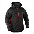 Multi functioneel jack Blaklader 4890 waterdicht zwart / rood