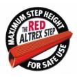 Reformladder Altrex Mounter pro (incl. stabiliteitsbalk) | 2-delig