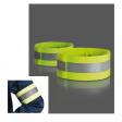Armbanden met reflectie, klittenbandsluiting, per paar