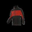 Fleecejack Sioen Durango 611Z bi colour zwart / rood
