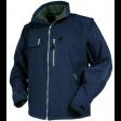 Fleecejack Tranemo Comfort plus 6641 navy blauw