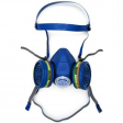 Halfgelaatsmasker Spasciani Duo 2000 serie