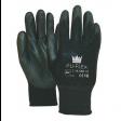 Handschoenen Msafe PU Flex, 12 paar zwart