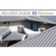 Valbeveiligingsset XS Platforms - Hellende dakenset