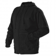 Hooded sweatjack Blaklader 3366  zwart