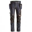 Jeans werkbroek Snickers 6955 FlexiWork front