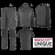Kledingpakket Mascot Unique grijs met zwart luxury