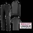 Kledingpakket Mascot Unique Zwart met Grijs ( Basic pakket)
