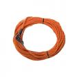 Lijn reddingring/boei 8mm 30m | Oranje