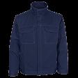 Werkjack Mascot Arlington ongevoerd navy blauw