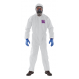 Overall Microgard 1500A ( asbest) model 138 | Wit