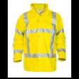 Regenparka Hydrowear Ontario Hydrosoft EN ISO 20471 RWS geel