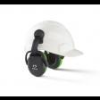 Gehoorkap Hellberg Secure 1 helmbevestiging SNR 25dB