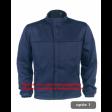 Optie 1 | Direct uw vlamvertragende fleece voering meebestellen.