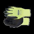 OXXA 51-025 Latex gecoat - Geel/Zwart