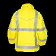 Hydrowear Franeker Fluor geel achterzijde