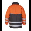 Parka Hydrowear Nijkerk Hydrosoft FR AST EN 471 | Achterzijde