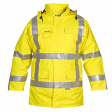 Parka Hydrowear Tenderline Apollo EN471 RWS - geel