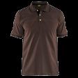 Polo blaklader 3389 bi-colour bruin met zwart