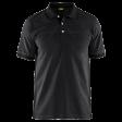 Polo blaklader 3389 bi-colour zwart met grijs