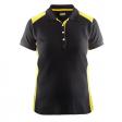 Polo Blaklader 3390 Dames bi-colour zwart/geel