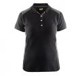 Polo Blaklader 3390 Dames bi-colour zwart/grijs