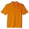 Poloshirt Adidas performance AD028 micro piqué oranje