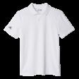 Poloshirt Adidas performance AD028 micro piqué wit