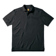 Poloshirt B&C Pro Skill Heavy duty 230gr/m2 | Zwart