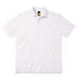 Poloshirt B&C Pro Skill Heavy duty 230gr/m2 | Wit