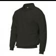 Polosweater Rom88 PSB280 met boord | Zwart