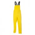 Regen bretelbroek Hydrowear Hydrosoft Sandhurst geel